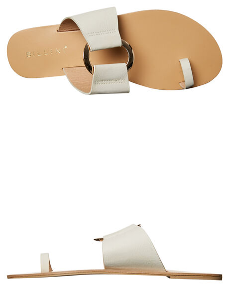 OFF WHITE WOMENS FOOTWEAR BILLINI FASHION SANDALS - S506WHT