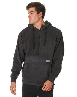 BLACK CHARCOAL MENS CLOTHING BILLABONG JUMPERS - 9596632ABLKCH