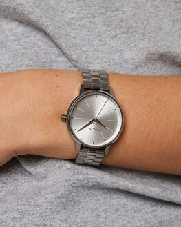 ALL SILVER WOMENS ACCESSORIES NIXON WATCHES - A099-1920