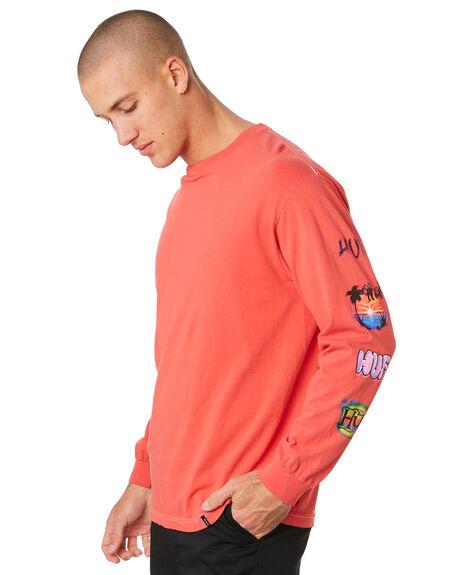 CAYENNE MENS CLOTHING HUF TEES - TS00706-CAYNE