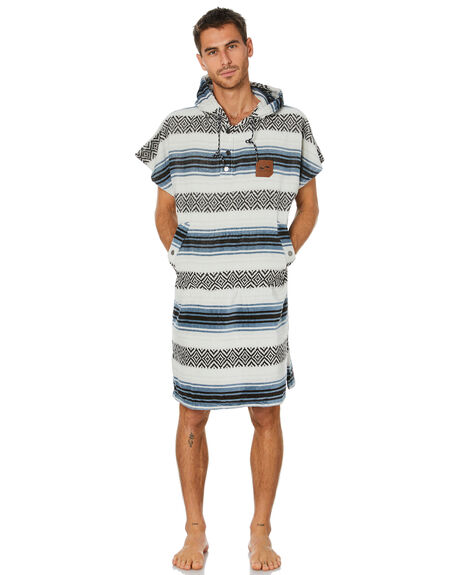 WHITE MENS ACCESSORIES SLOWTIDE TOWELS - ST322WHT