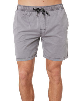 STONE GREY MENS CLOTHING SWELL BOARDSHORTS - S5164233STGRY