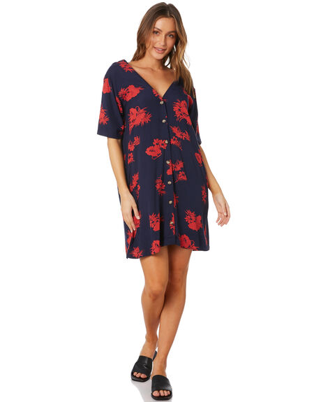 ATLANTIC WOMENS CLOTHING VOLCOM DRESSES - B1332075ATL