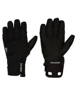 BLACK BOARDSPORTS SNOW VOLCOM GLOVES - J6852004BLK