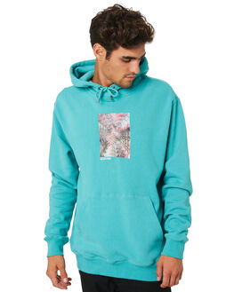 MYSTO GREEN MENS CLOTHING VOLCOM JUMPERS - A4112012MYS