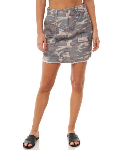 CAMO WOMENS CLOTHING INSIGHT SKIRTS - 5000000989CAMO