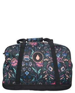 BLACK WOMENS ACCESSORIES VOLCOM BAGS - E6611700BLK