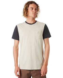 CLAY MENS CLOTHING VOLCOM TEES - A5031772CLY
