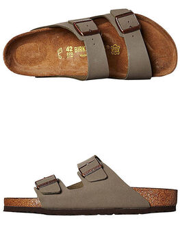 STONE MENS FOOTWEAR BIRKENSTOCK THONGS - 151211MSTO