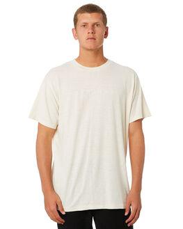 NATURAL MENS CLOTHING THRILLS TEES - TW9-107ANATRL