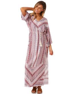 PLUM WOMENS CLOTHING SEAFOLLY FASHION TOPS - 53399-KAPLM