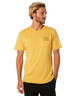 GOLD MENS CLOTHING SWELL TEES - S5193020GOLD