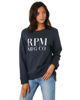 STEEL WOMENS CLOTHING RPM JUMPERS - 9AWT08ASTE