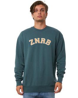 MARINE MENS CLOTHING ZANEROBE JUMPERS - 407-PREMRN