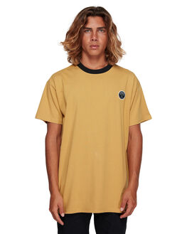 GOLD MENS CLOTHING BILLABONG TEES - BB-9591026-GOL