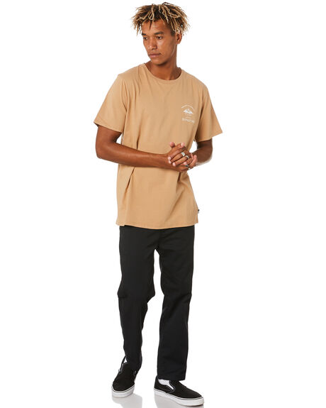 BRONZE MENS CLOTHING DEPACTUS TEES - D5202002BRONZ