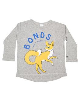 BONDS MR FOX KIDS TODDLER GIRLS BONDS TEES - KXGRK6HC