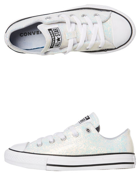 Girls Chuck Taylor All Star Coated Glitter Shoe Youth