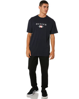 NAVY MENS CLOTHING HUFFER TEES - MTE91S23.222NVY