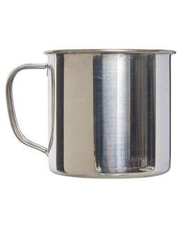 SILVER MENS ACCESSORIES GOOD WORTH DRINKWARE - MCA1821SIL