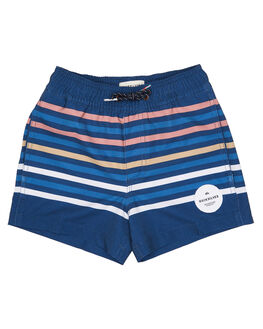 FEDERAL BLUE KIDS TODDLER BOYS QUIKSILVER BOARDSHORTS - EQKJV03038BNC6