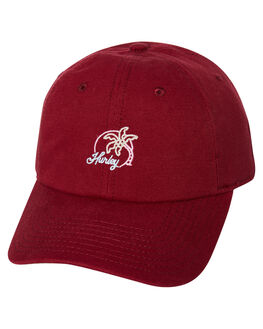 NOBLE RED WOMENS ACCESSORIES HURLEY HEADWEAR - CI0036620