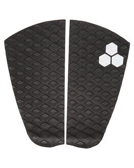 BLACK SURF HARDWARE CHANNEL ISLANDS TAILPADS - 17269100001BLA