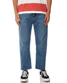 BUNKER INDIGO MENS CLOTHING LEVI'S JEANS - 52436-0001BUNIN