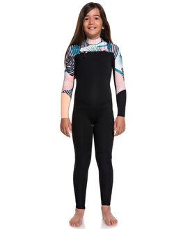 BLACK BOARDSPORTS SURF ROXY GIRLS - ERGW103029-KVD0