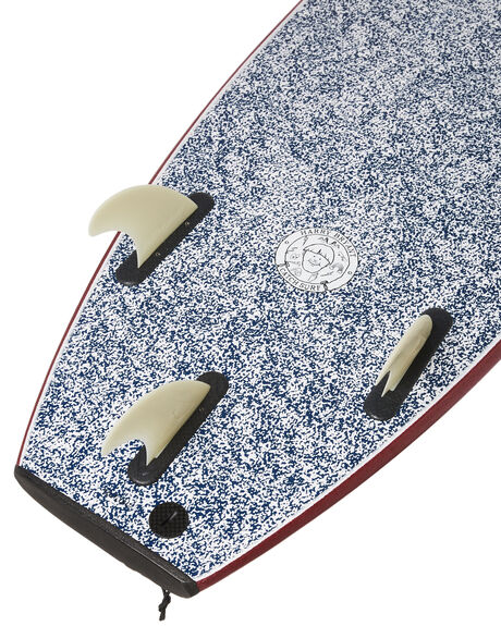 STOUT MAROON BOARDSPORTS SURF CATCH SURF SOFTBOARDS - ODY50T-HBMRN