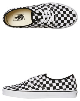 CHECKERBOARD MENS FOOTWEAR VANS SNEAKERS - SSVNA2Z5IHRKCHCKM