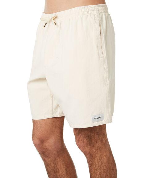CREAM MENS CLOTHING RHYTHM SHORTS - JAN20M-JM01-CRE