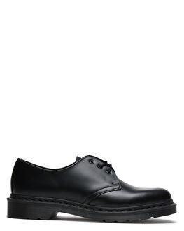 BLACK MENS FOOTWEAR DR. MARTENS FASHION SHOES - SS14345001BLKM