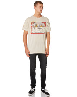 BONE MENS CLOTHING THE PEOPLE VS TEES - AW19008BONE