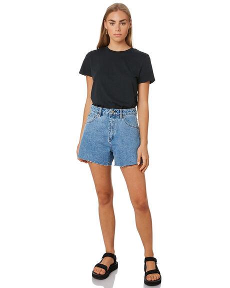 ALICIA WOMENS CLOTHING A.BRAND SHORTS - 716214283