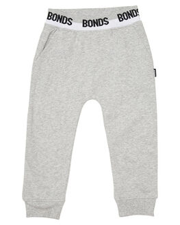 GREY MARLE BLACK KIDS BABY BONDS CLOTHING - KXDDKWAH
