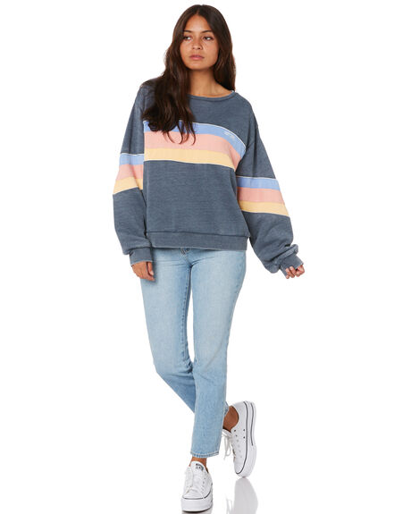 NAVY WOMENS CLOTHING RIP CURL JUMPERS - GFEBC90049