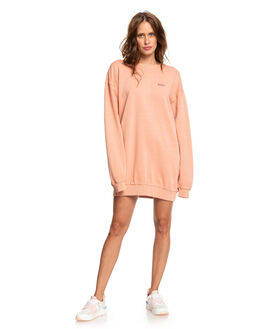 CAFE CREME WOMENS CLOTHING ROXY JUMPERS - ERJFT04162-TJB0