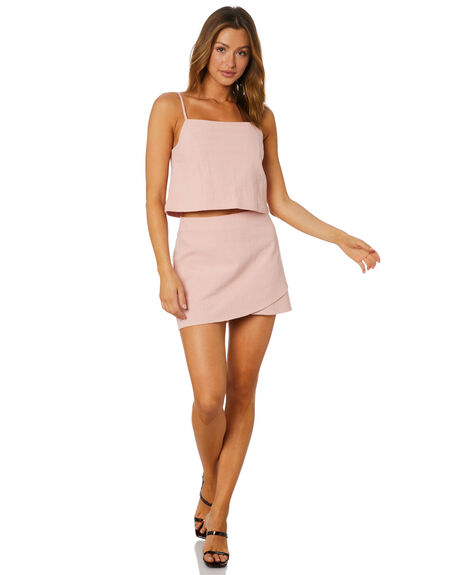 ROSE CLOUD WOMENS CLOTHING RUSTY FASHION TOPS - WSL0688RSC