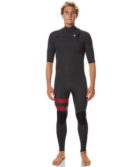 ANTHRACITE SURF WETSUITS HURLEY STEAMERS - MFS000054006F