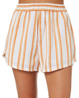 STRIPE WOMENS CLOTHING TIGERLILY SHORTS - T382303STR