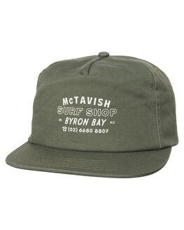 DUNE MENS ACCESSORIES MCTAVISH HEADWEAR - MA-18HW-06DUN