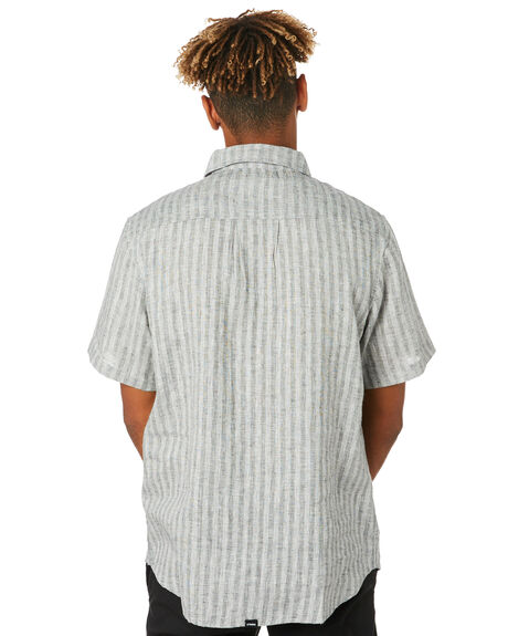TAN MENS CLOTHING THRILLS SHIRTS - TH9-207CTAN
