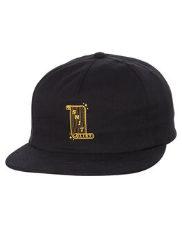 BLACK MENS ACCESSORIES GOOD WORTH HEADWEAR - HSL1731BLK