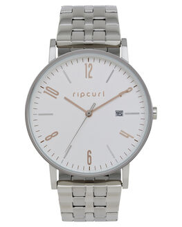 SILVER WOMENS ACCESSORIES RIP CURL WATCHES - A3235G0544