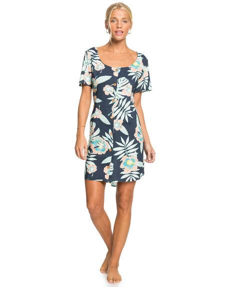 MOOD INDIGO VENTURA WOMENS CLOTHING ROXY DRESSES - ERJWD03576-BSP2