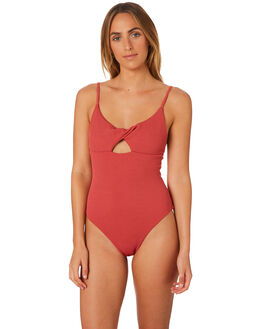 BERRY WOMENS SWIMWEAR MINKPINK ONE PIECES - MS1806056BRY