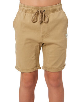FENNEL KIDS BOYS RUSTY SHORTS - WKB0268FNL
