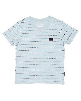 SKY BLUE KIDS BOYS BILLABONG TOPS - 7582006S63