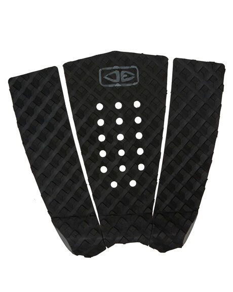 BLACK BOARDSPORTS SURF OCEAN AND EARTH TAILPADS - TP55BLK